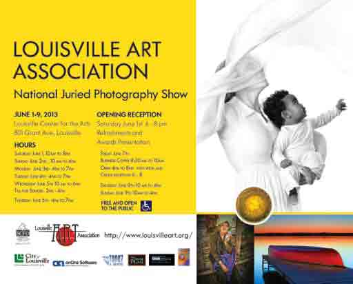 LAA 2013 National Juried Photography Show